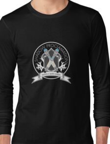 Shadow Proclamation Long Sleeve T-Shirt