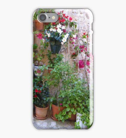 The Corner Plants.....................................Majorca iPhone Case/Skin