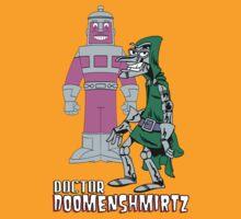 Doctor Doomenshmirtz by rexraygun