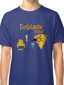 The Ferbtastic Four Classic T-Shirt