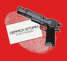Derrick Storm by rexraygun