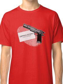 Derrick Storm Classic T-Shirt
