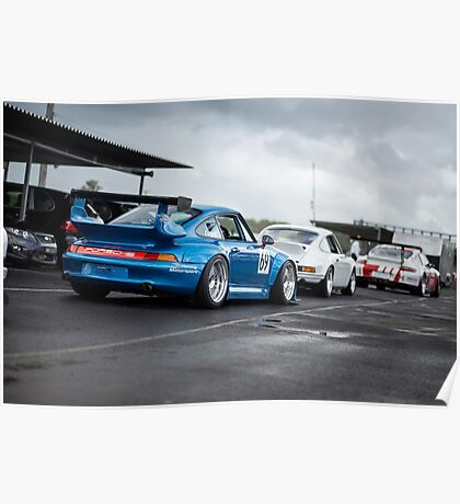 911 Carrera Poster
