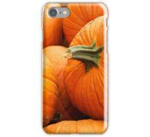 Pumpkin Weather iPhone Case/Skin