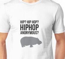 Hip Hop Anonymous? Unisex T-Shirt