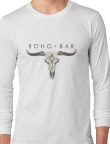 Boho Bar Merchandise Long Sleeve T-Shirt