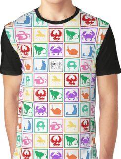 bakemonogatari spirits Graphic T-Shirt