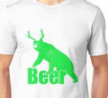 Beer fun green Unisex T-Shirt