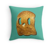 Goast Throw Pillow