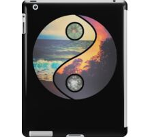 "CHILL VIBES ""YANG"" iPad Case/Skin"