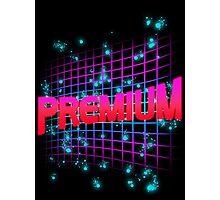 Premium. Photographic Print