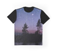 Twilight  Forest Graphic T-Shirt