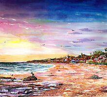 El Moro Crystal Cove by ArtbyLeclerc