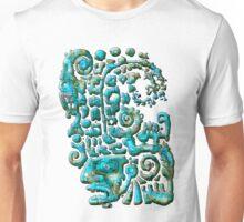 Olmec Head assembly instructions Unisex T-Shirt