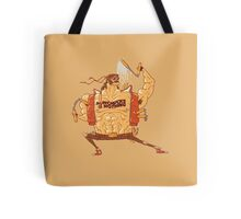 Nunchucks or Nothing Tote Bag