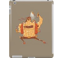Nunchucks or Nothing iPad Case/Skin