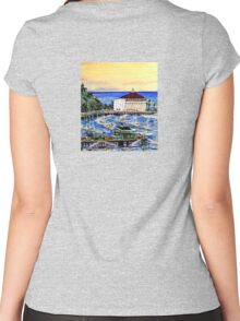 Shore Boat! Women's Fitted Scoop T-Shirt