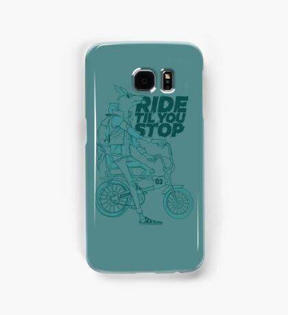 Ride or Don't Samsung Galaxy Case/Skin