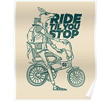 Ride or Don't Poster