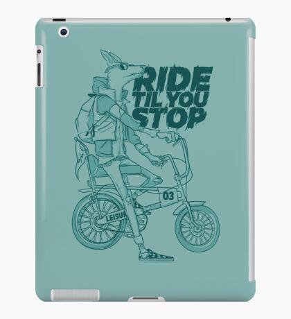 Ride or Don't iPad Case/Skin