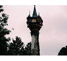 Rapunzel's Tower Photographic Print
