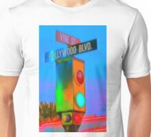 Hollywood and Vine Unisex T-Shirt