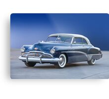 1949 Buick Roadmaster Riviera Metal Print