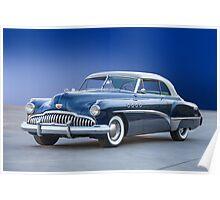 1949 Buick Roadmaster Riviera Poster
