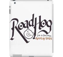 RoadHog  iPad Case/Skin