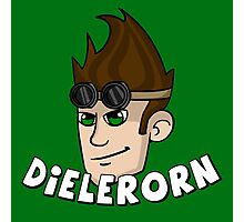 Dielerorn (With Name) Photographic Print