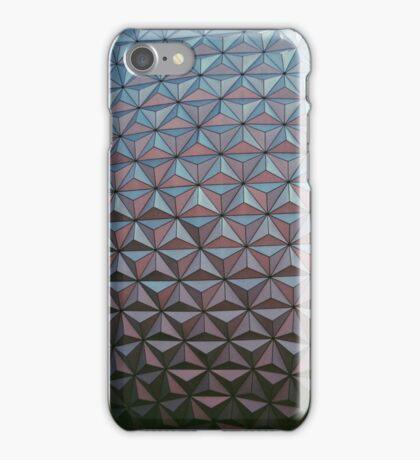 Epcot Spaceship Earth iPhone Case/Skin