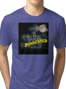 Haunted Mansion - Repossessed Tri-blend T-Shirt