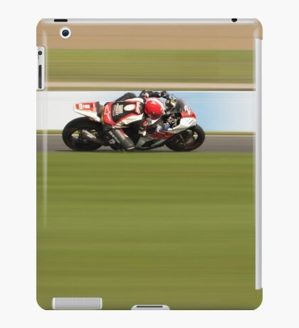 Motorcycle Racing iPad Case/Skin