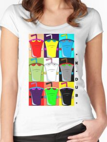 Master Shake Women's Fitted Scoop T-Shirt