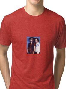 Signed Rolling Stones Tri-blend T-Shirt
