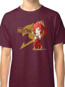 Cute Chibi of Erza Scarlet Classic T-Shirt