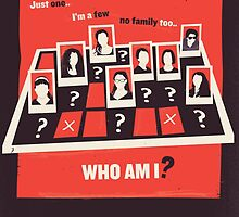 Who am I? by Risa Rodil