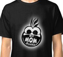 My Mom Rocks T-Shirt Classic T-Shirt