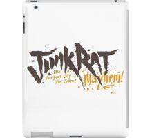 JUNKRAT • Mayhem! iPad Case/Skin