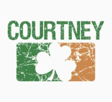 Courtney Surname Irish Kids Clothes