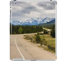 Icefields Parkway 2 iPad Case/Skin