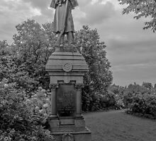 Great Rebellion Memorial by Bill Wetmore