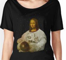 astronaut Lisa Women's Relaxed Fit T-Shirt