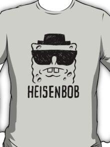 Heisenberg SpongeBob Breaking Bad Parody T-Shirt