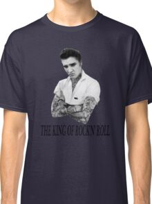 Elvis Presley Tattoo Rockabilly Vintage Classic T-Shirt