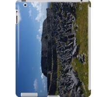 Dun  Aengus Fort, Inishmore, Aran Islands   iPad Case/Skin