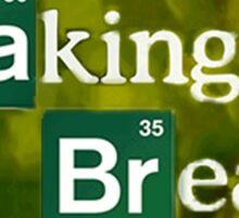 Baking Bread Sticker