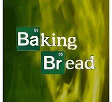 Baking Bread by silver-shadow