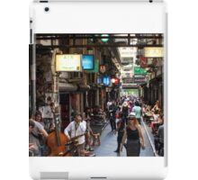 ~ Degraves Street ~ iPad Case/Skin