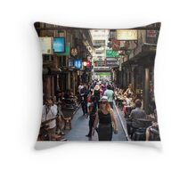 ~ Degraves Street ~ Throw Pillow
